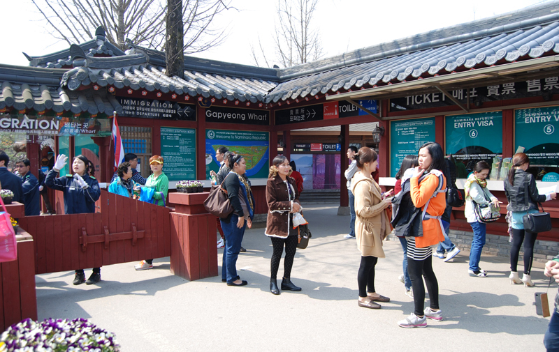 VAT refunds for foreign tourists using hotels in Gyeonggi Province이미지