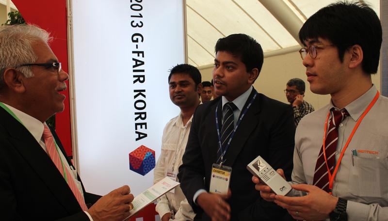 Gyeonggi Province hosts the 6th G-Fair Mumbai in India이미지