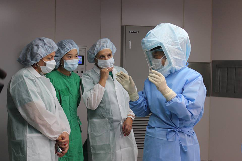 Gyeonggi leads medical Korean Wave by sharing advanced medical technnologies이미지