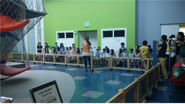 Gyeonggi Children's Museum invites all family members to have fun이미지