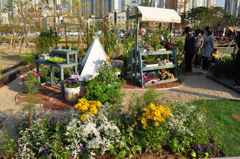 Become a star of the Gyeonggi Garden Culture Exhibition이미지