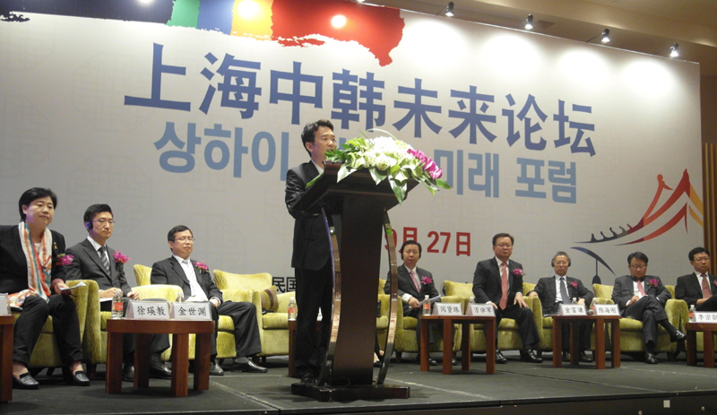 Governor Nam Kyung-pil makes first visit to China since taking office이미지