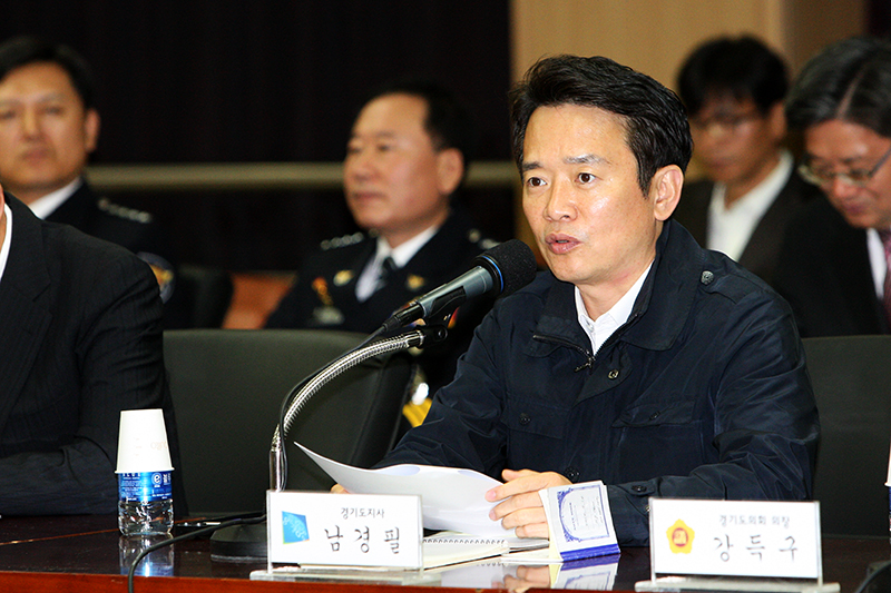 """CPTED receives President's Award; Governor Nam Kyung-pil plans to promote it further with """"Gyeonggi이미지"""